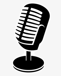 Free Microphone Clip Art with No Background.
