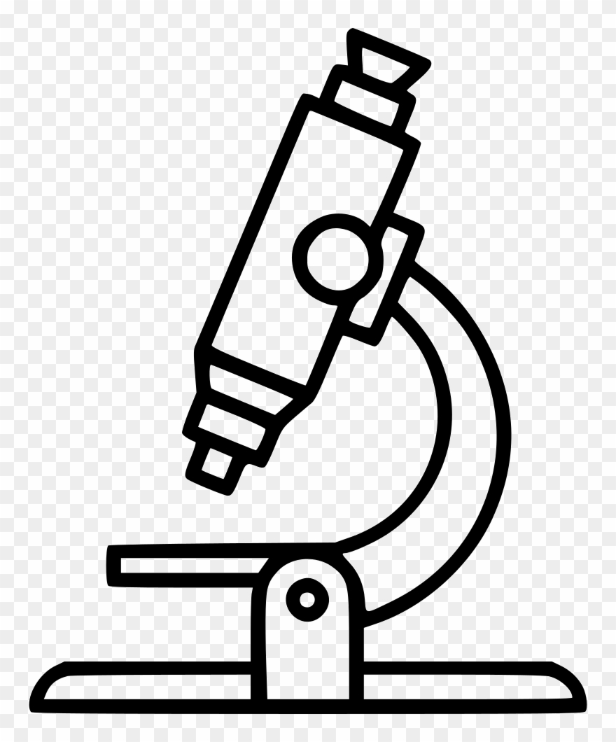 Microscope Clipart Clear.