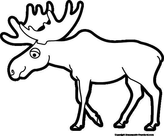 Free Moose Cliparts Black, Download Free Clip Art, Free Clip.