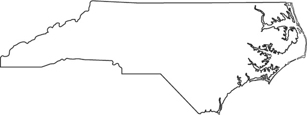 I love north carolina clipart black and white images gallery.