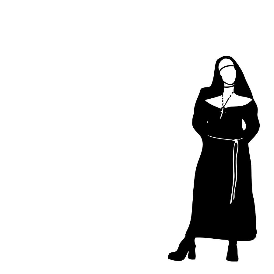 Free Catholic Nun Cliparts, Download Free Clip Art, Free.