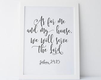 Joshua 24 15.