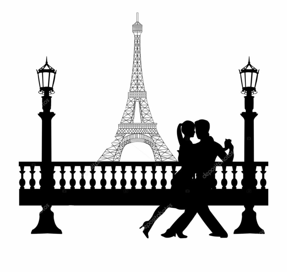 Free Paris Clipart Black And White, Download Free Clip Art.