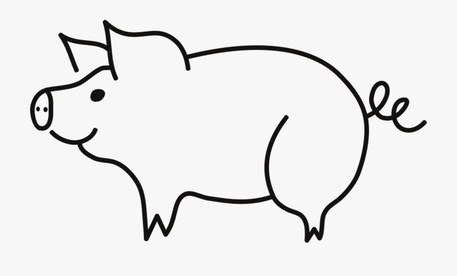 Pig Big Image Png Ⓒ.