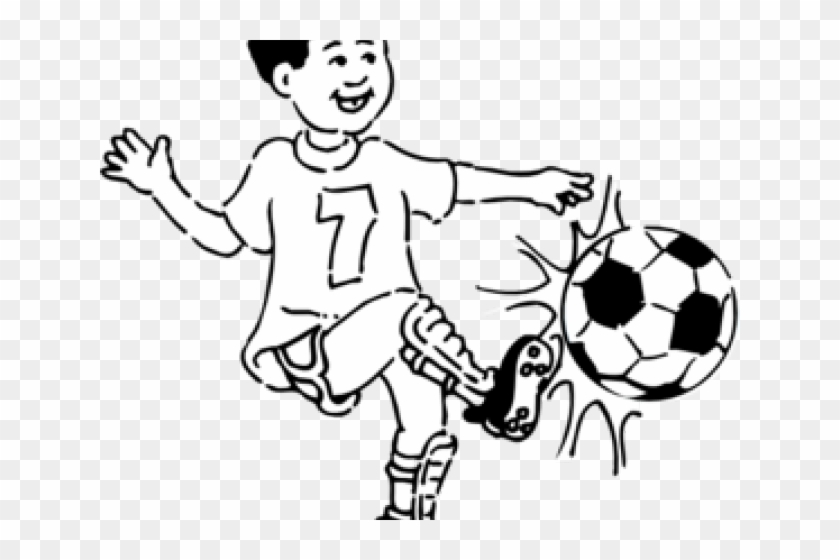 Football Player Clipart.