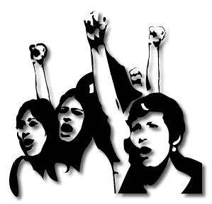 Protest Clipart.