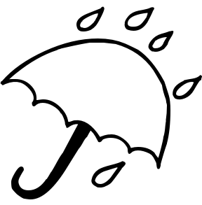 Free Rain Clipart Black And White, Download Free Clip Art.