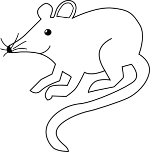 Free Rat Black And White Clipart, Download Free Clip Art.