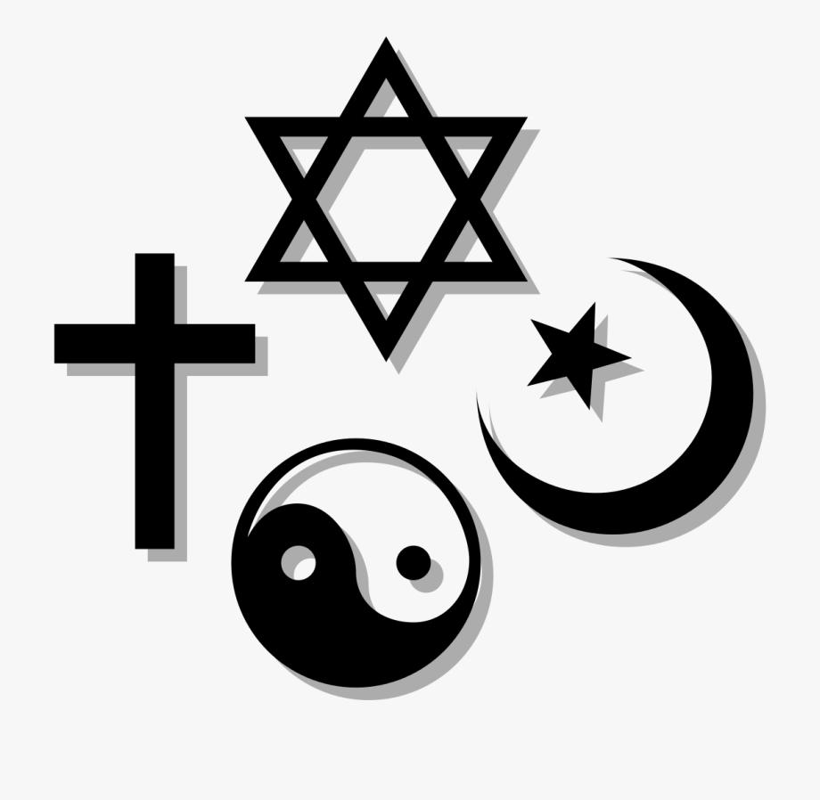 Black Clipart Religious.