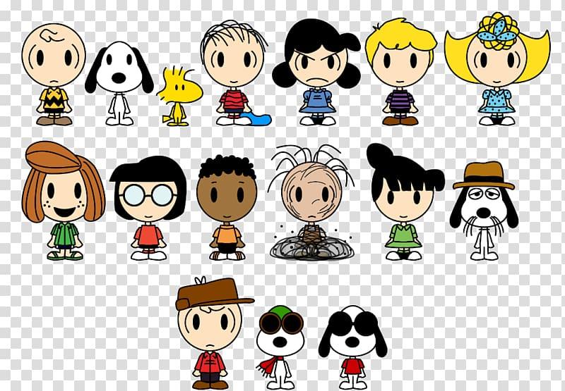 Charlie Brown Snoopy Rerun van Pelt Sally Brown Lucy van.