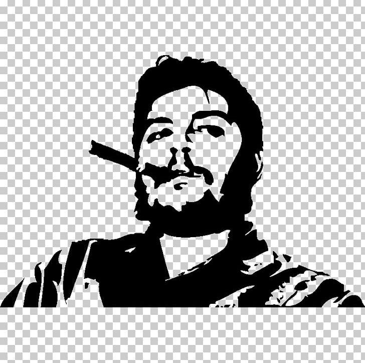 Cuban Revolution Portrait PNG, Clipart, Art, Black And White.