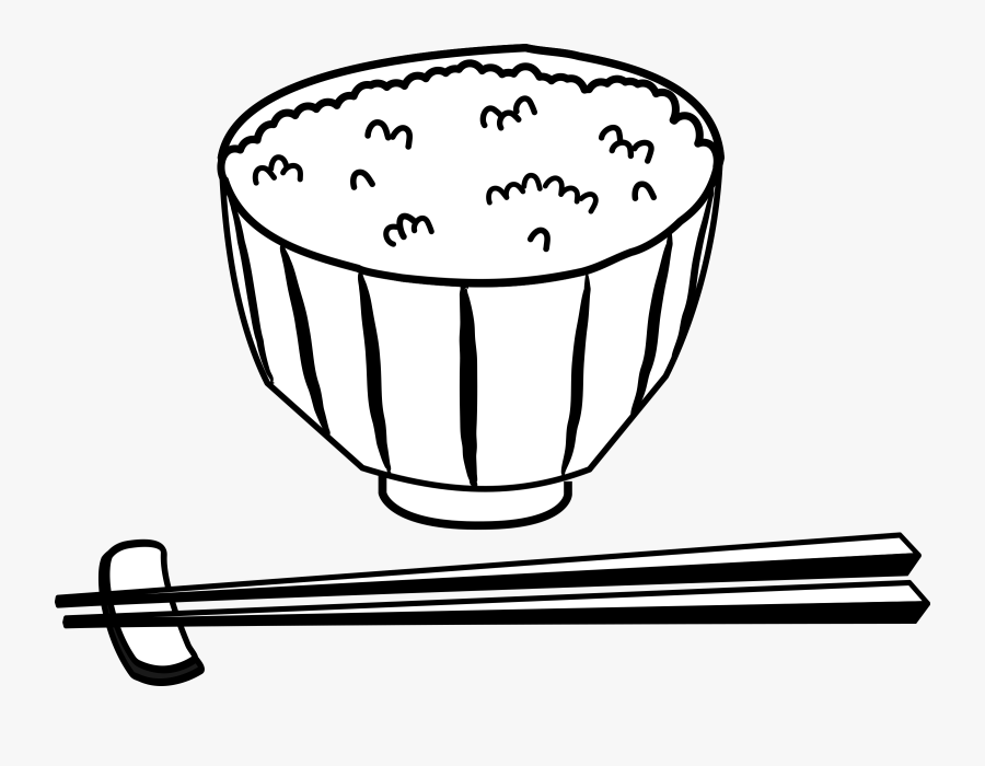 Oatmeal Clipart Black And White.