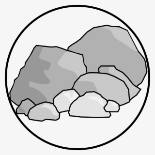 Free Rock Clip Art with No Background.