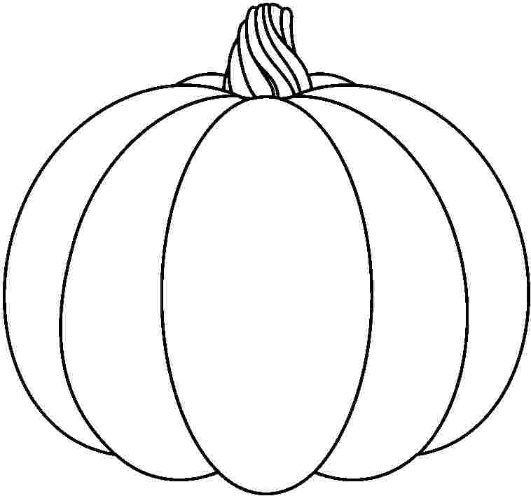 Best Cliparts: Verbs Clipart Black And White Pumpkin Pumpkin.