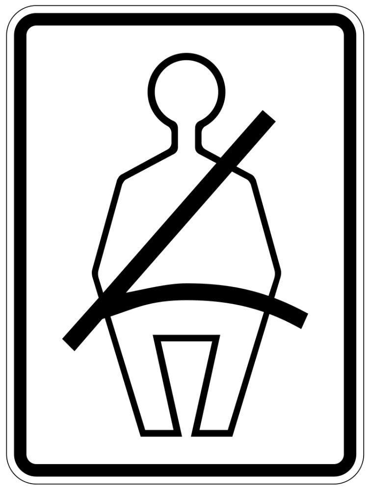 Safety Clipart Black And White.