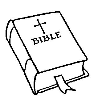 Sunday School Clip Art Black And White Clipart.