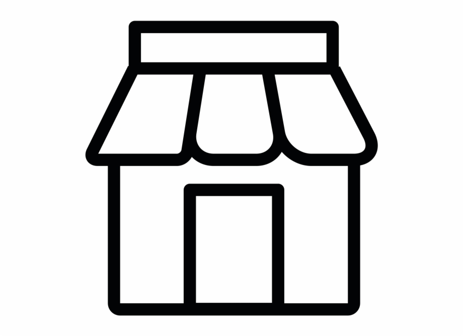 Store Png Transparent Icon Sell Store Icon.