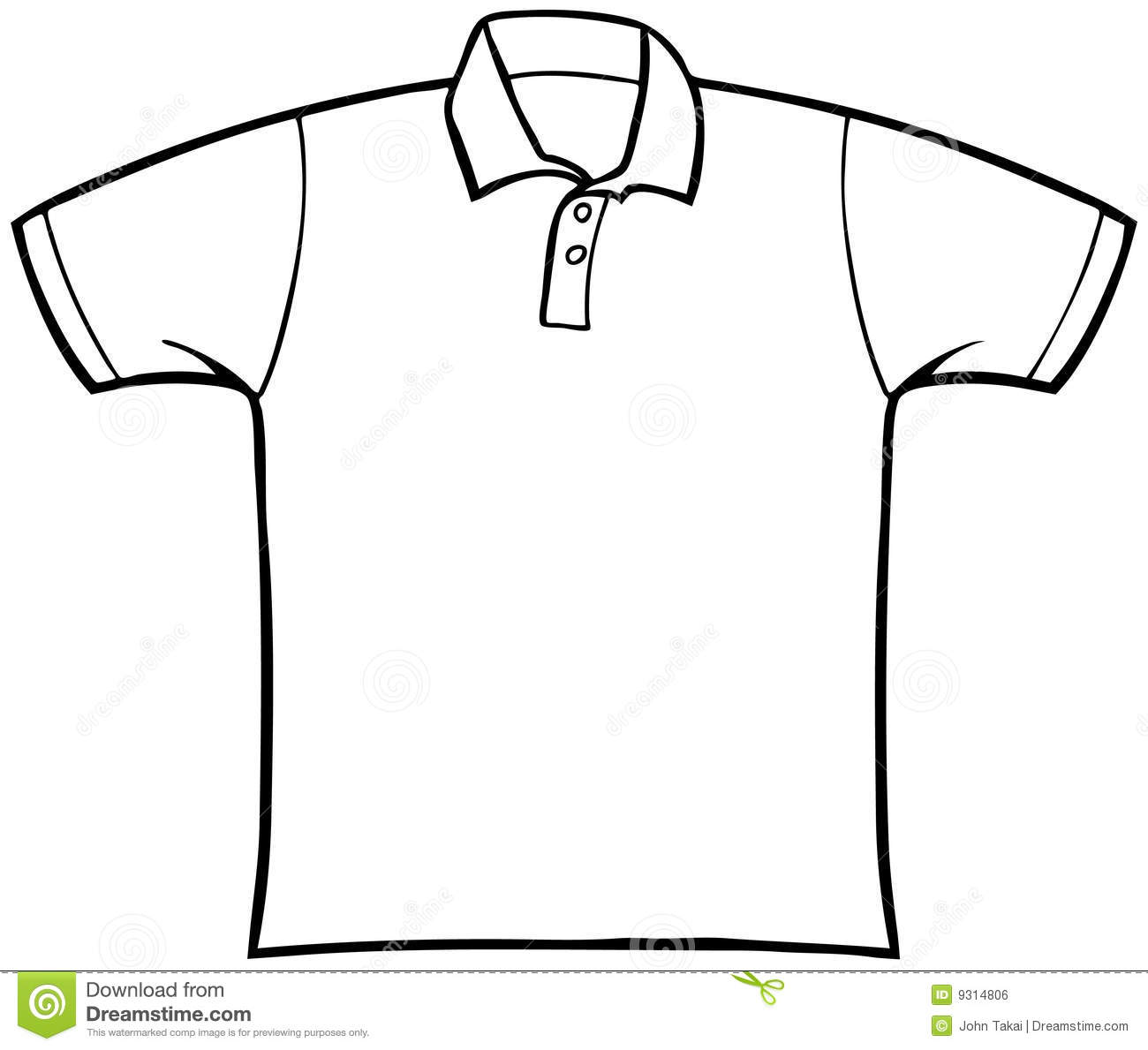 Shirt And Pants Clipart Black And White.