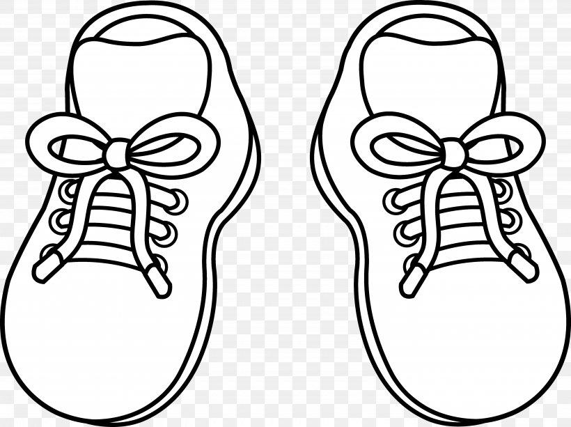 Shoe Sneakers White Clip Art, PNG, 5540x4147px, Shoe, Area.