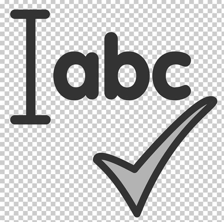 Spell Checker Spelling PNG, Clipart, Black And White, Brand.