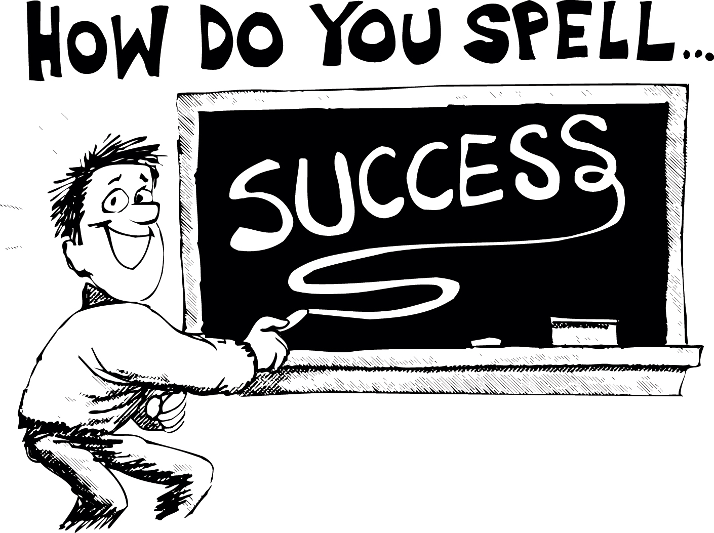 Spelling Rules Clipart.