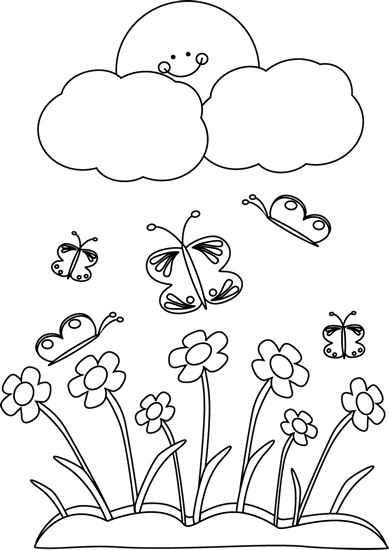 clip art black and white.