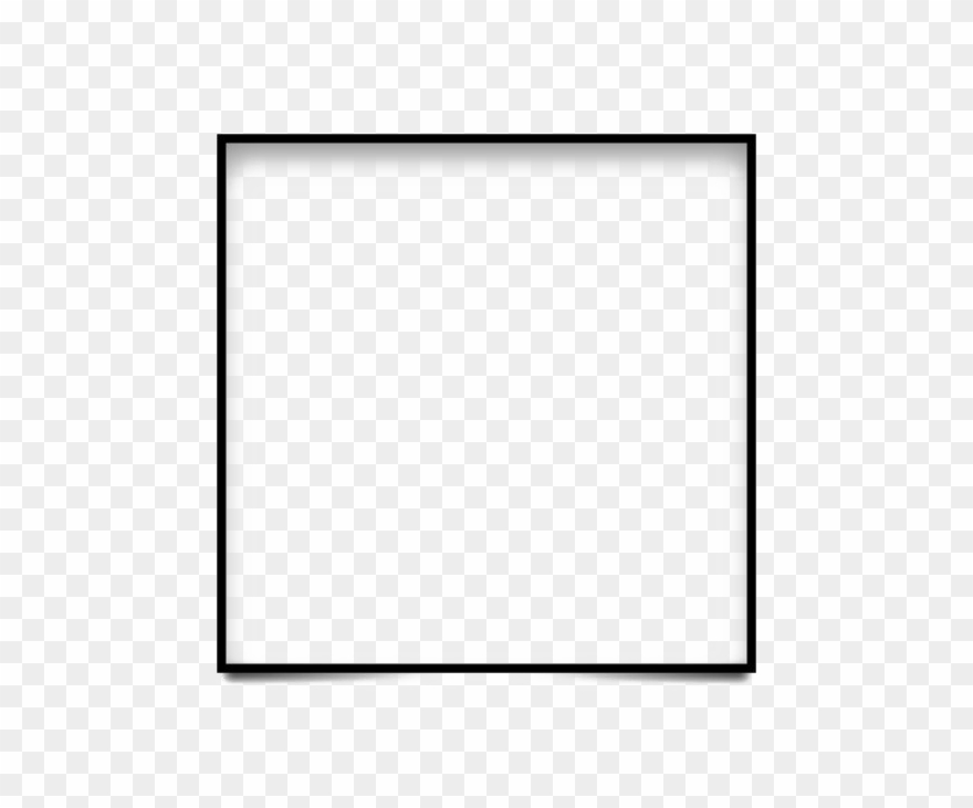 Square Frame Png Clipart.