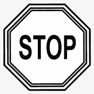 Free Sign Stop Clip Art with No Background , Page 3.