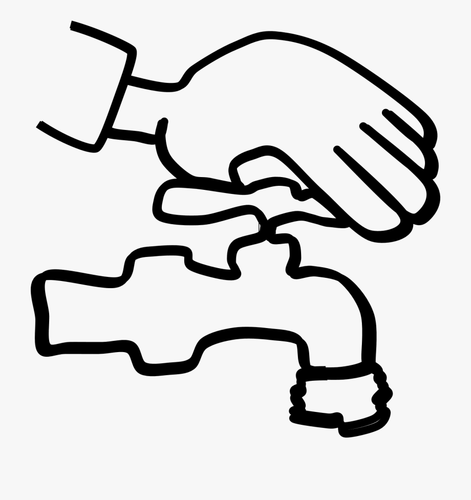 Closed Clipart Tap.