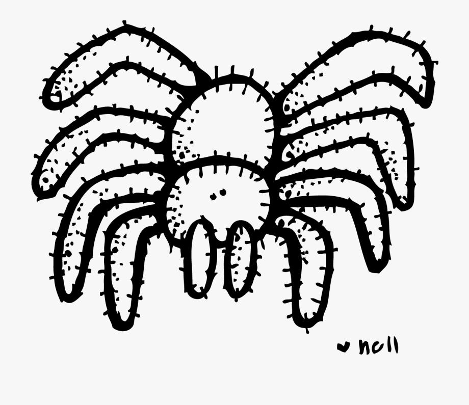 Spider Clipart Tarantula.