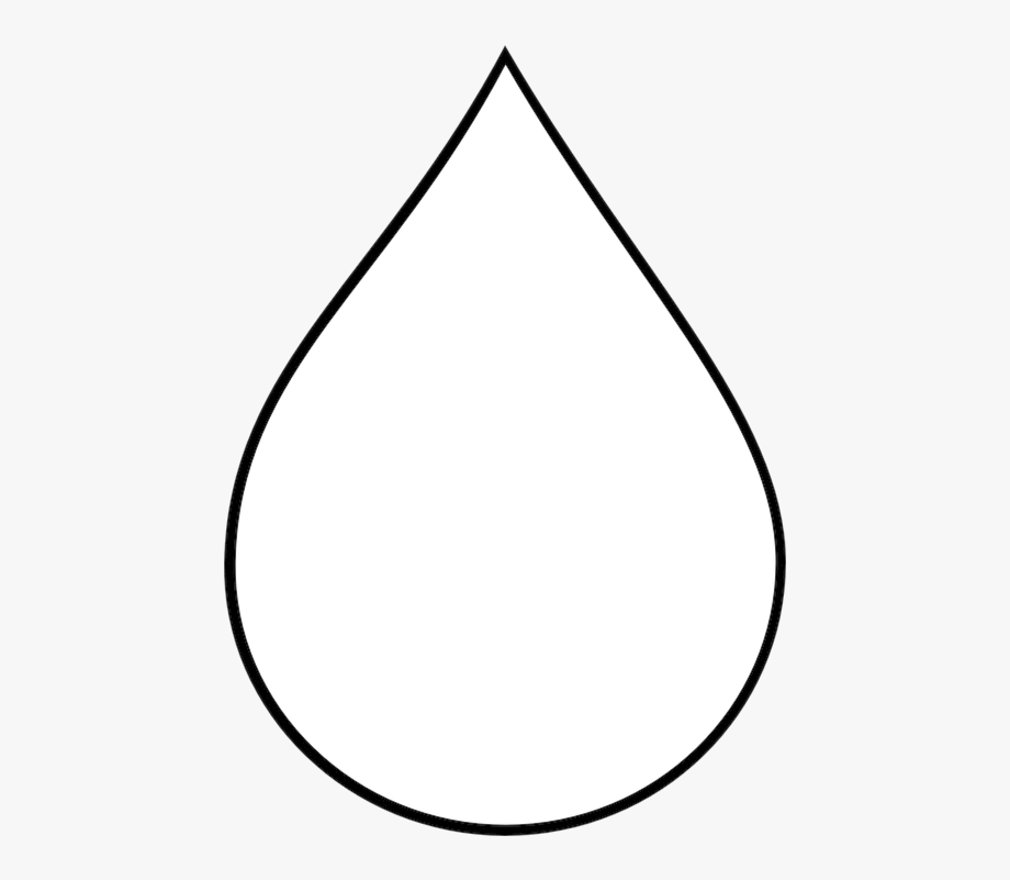 Water Drop Rain Clipart Tear White Free Transparent.