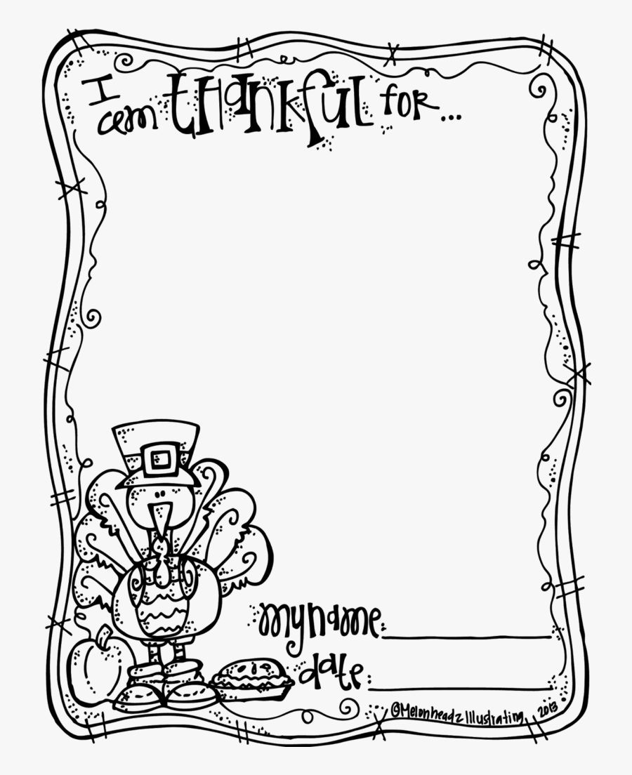Thanksgiving Clipart Black And White Book Clipart.
