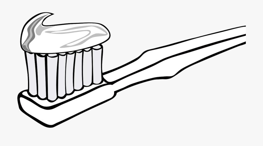 Tooth Brush Clip Art.