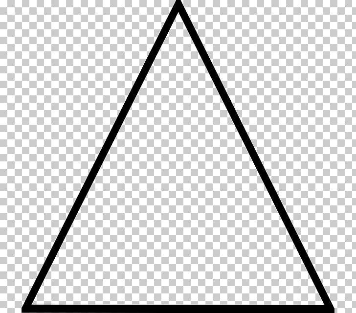 Penrose triangle Equilateral triangle Isosceles triangle.