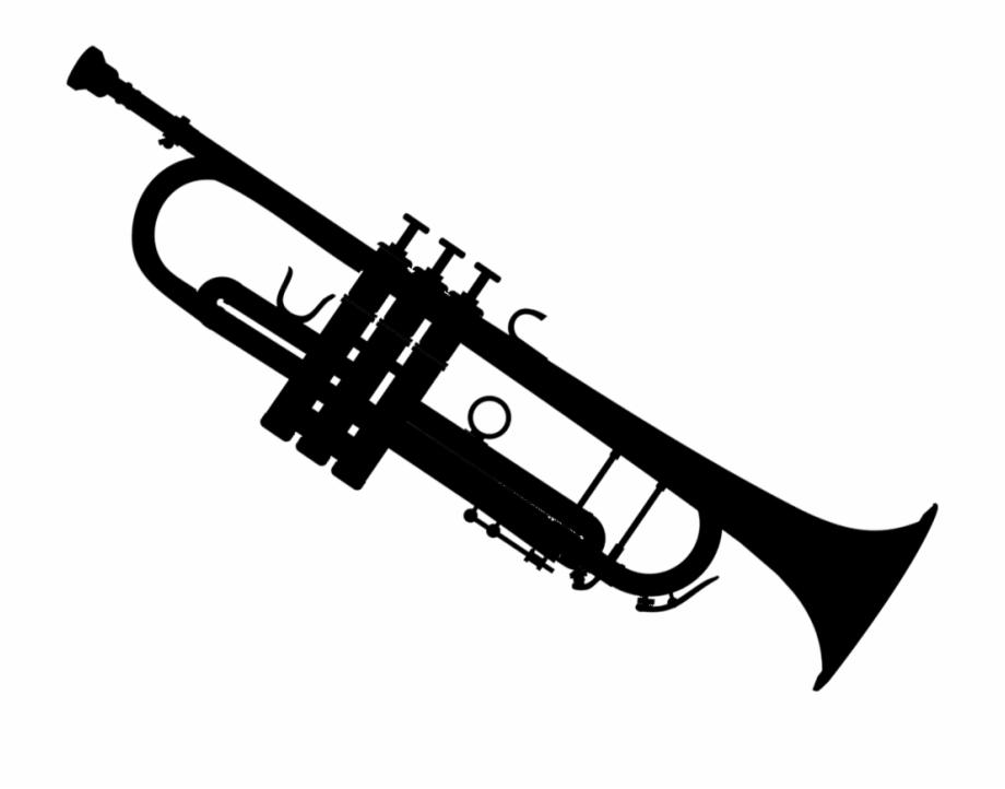 Trumpet Sheet Music Trumpet Poster.