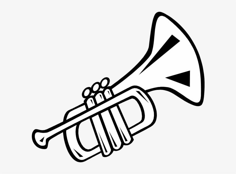 Trumpet Clip Art Clipartfest.