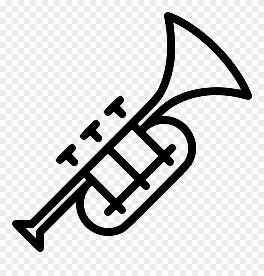 Trumpet Comments Clipart (#3156127).