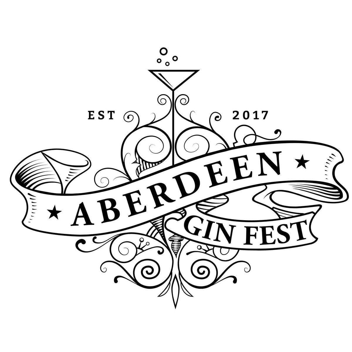 aberdeenginfest hashtag on Twitter.