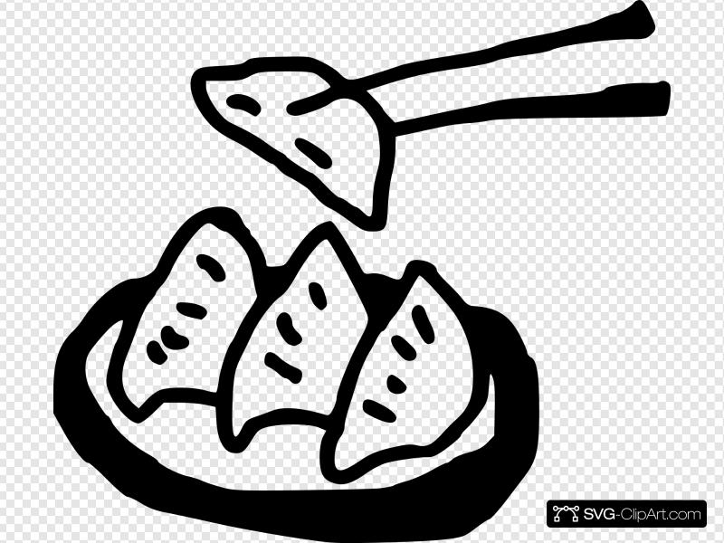 Free Food SVG Clipart and PNG icon.