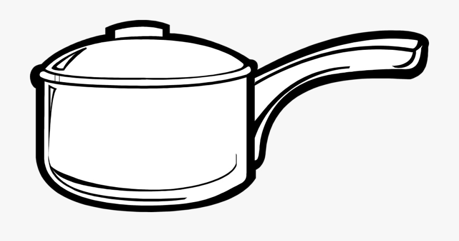 Cooking Pots And Pans Clipart Kid.