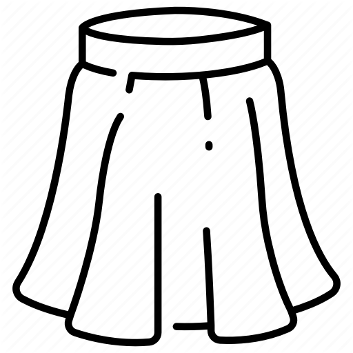 \'Clothes Outline\' by Maxicons.