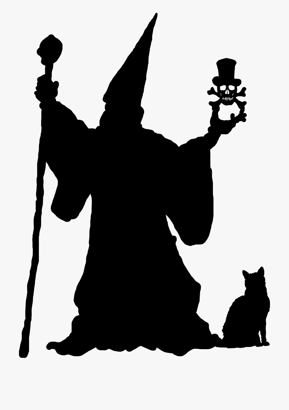 Shadow Clipart Wizard.
