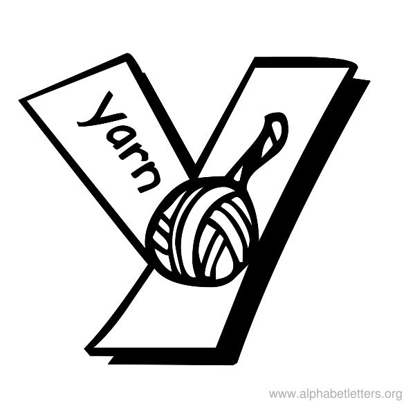 Free Letter Y Clipart Black And White, Download Free Clip.