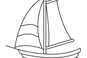 Yacht clipart black and white 1 » Clipart Station.