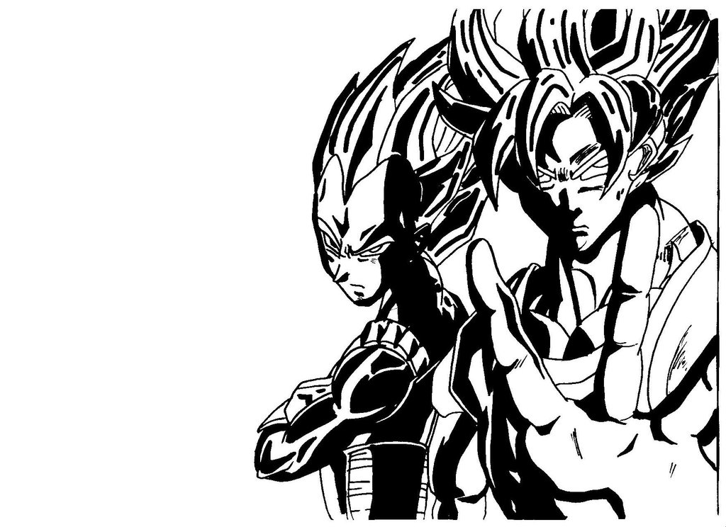 Dragonball Z by D.