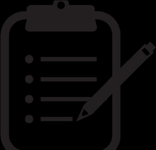 Pen Clipart Clipboard.