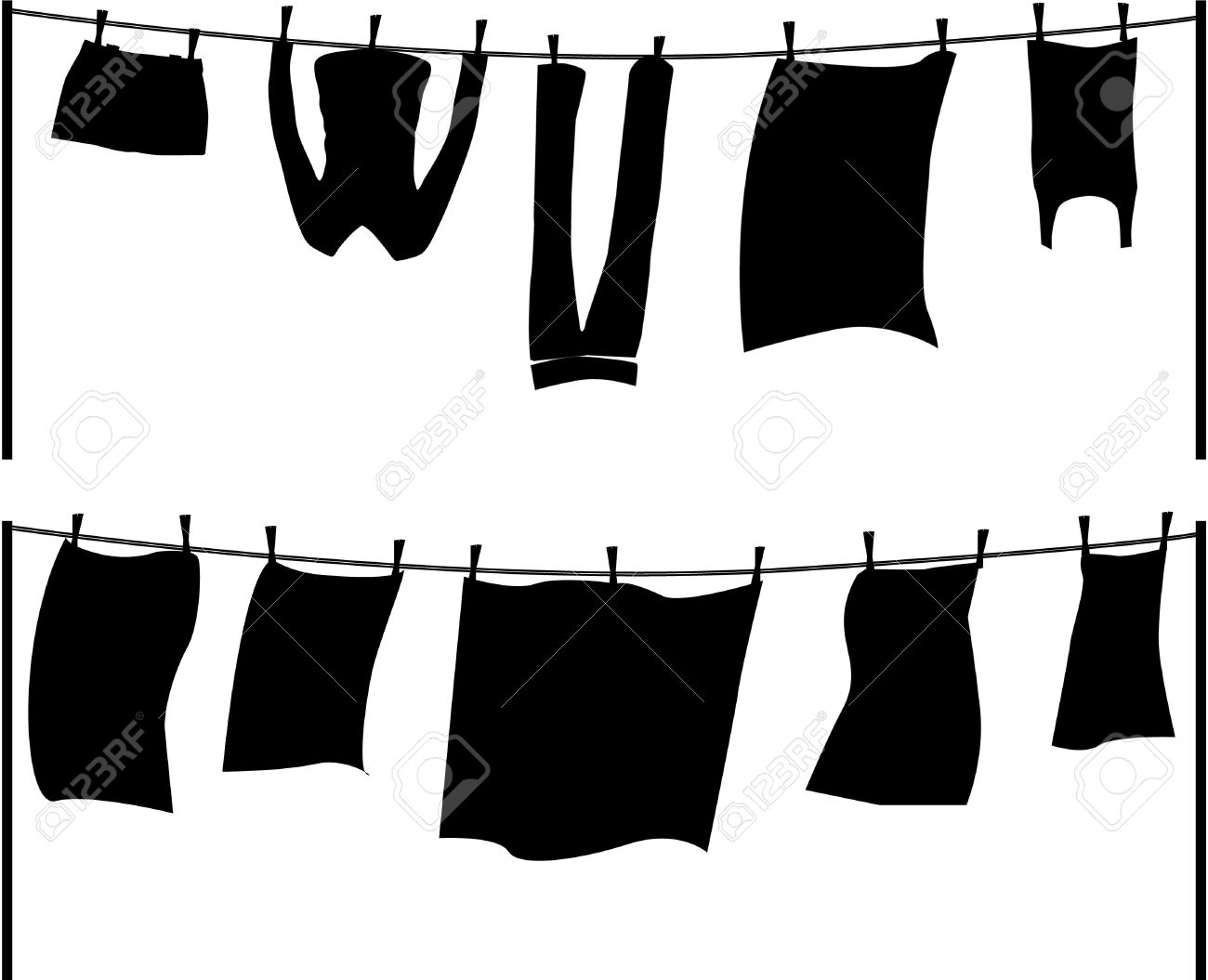 Free Clothesline Cliparts, Download Free Clip Art, Free Clip.