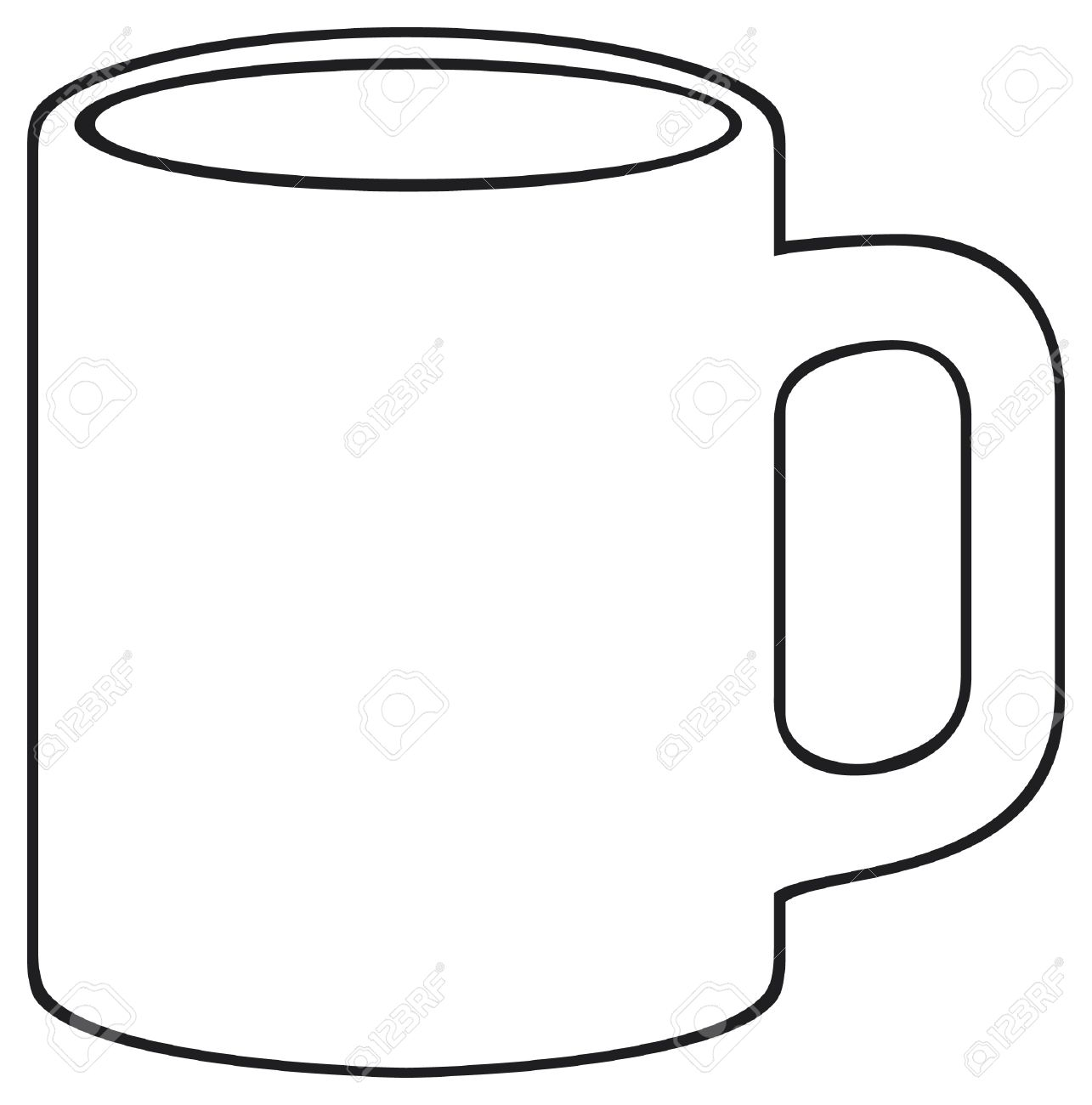 485 Coffee Mug free clipart.