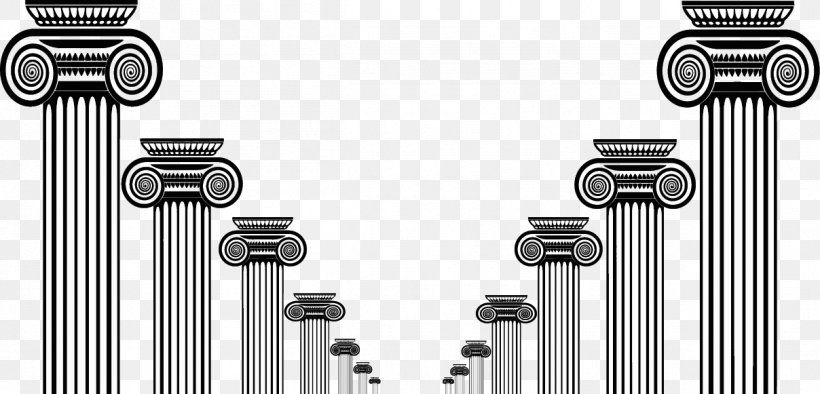 Column Ancient Roman Architecture Clip Art, PNG, 1208x581px.