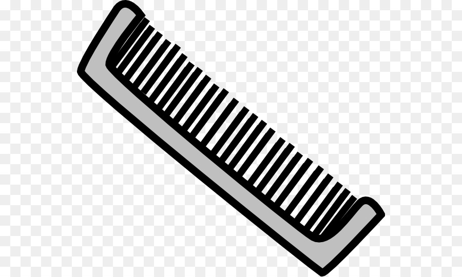 White Brush clipart.